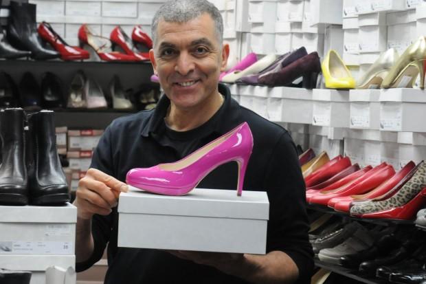 brand new aa982 11f46 Toscanini Schuhe in Über- und Untergrößen - Toscanini Schuhe ...